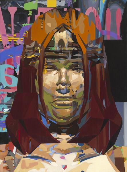 Benjamin Edwards, 'Head of Goddess', 2016-2020