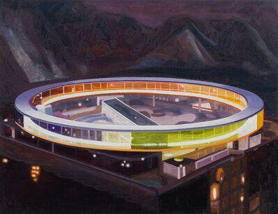 Hans Vandekerckhove, 'The Mountain and the Rainbow 4', 2021