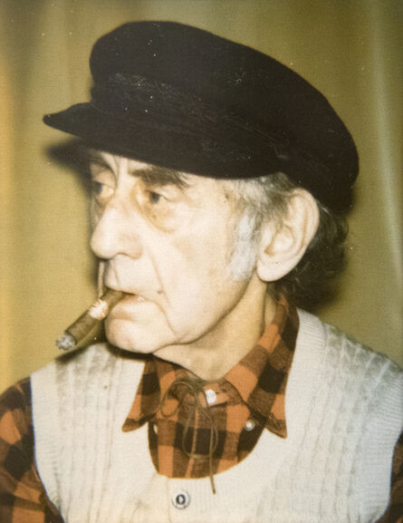 Andy Warhol, 'Man Ray', 1973
