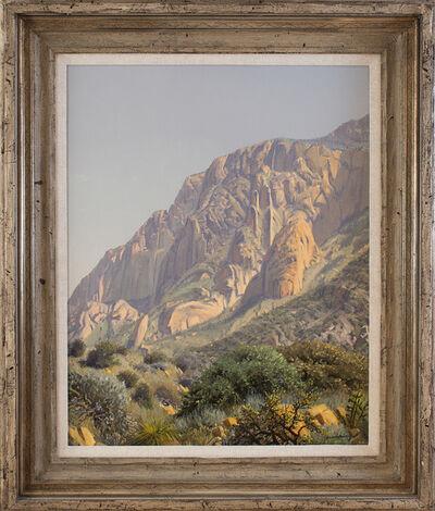 Wilson Hurley, 'Sandia Shield, Morning Light'