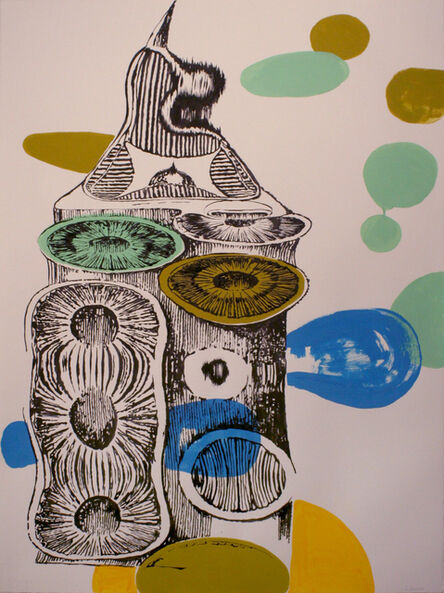 Brian Fekete, 'Cuttlefish Stretch No.1', 2009