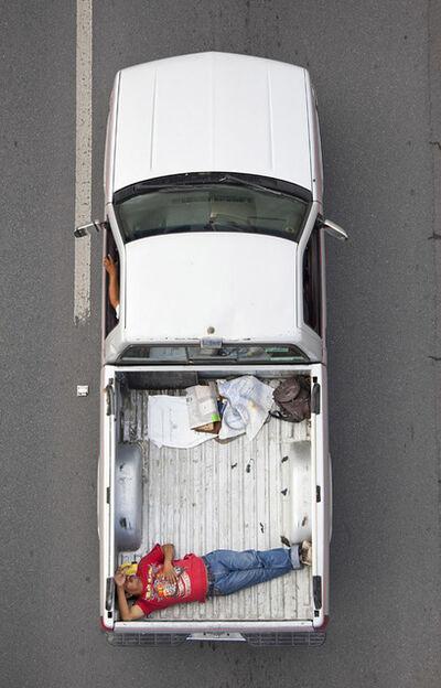 Alejandro Cartagena, 'Carpoolers #22', 2011