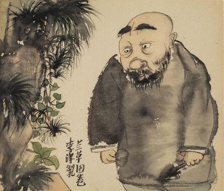 Li Jin 李津, 'Orchid', 2014