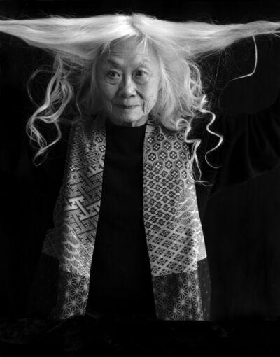 Judy Dater, 'Maxine Hong Kingston', 2015