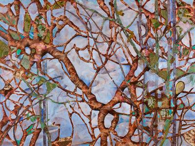 Lauren Jones Worth, ' Tree Tattoos', 2013