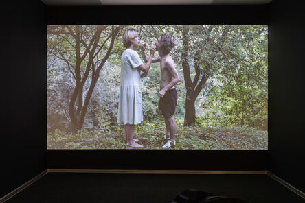 Oksana Kazminа, 'Secret. A Girl and a Boy', 2017