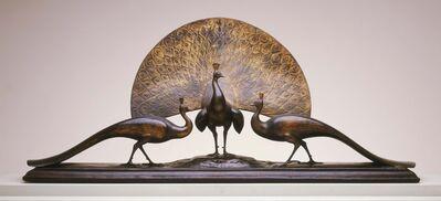 Gaston Lachaise, 'Peacocks', 1922