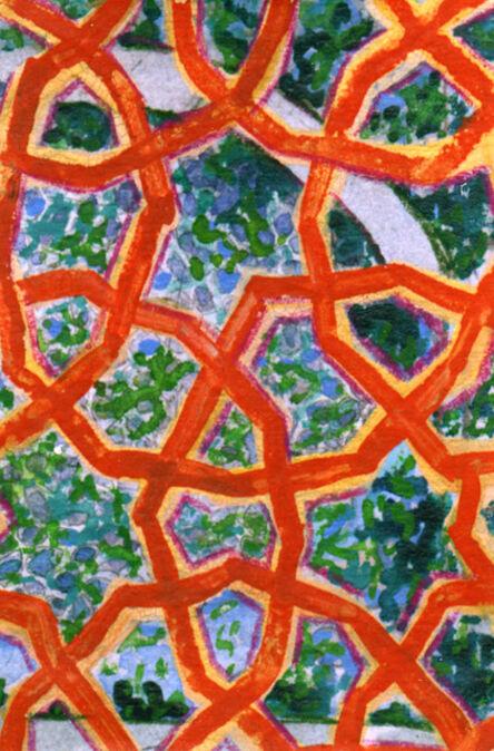 Lee Essex Doyle, 'Study for Garden Gate Orange', 2011