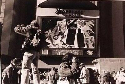Yolanda Andrade, 'Día de accióm de gracias ', 1990