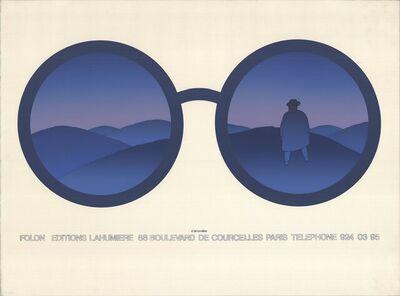 Jean Michel Folon, 'Editions Lahumiere', 1980