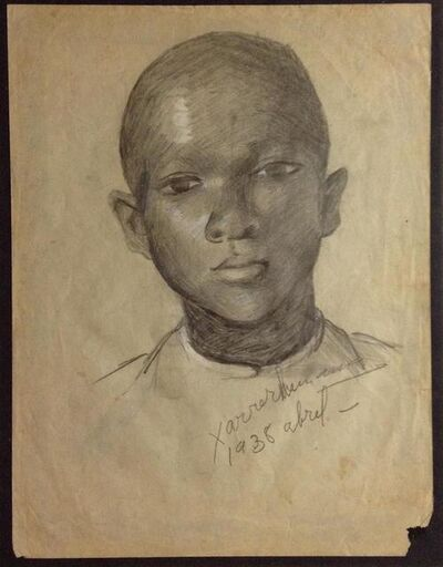 Xavier Amiama, 'Untitled', 1938