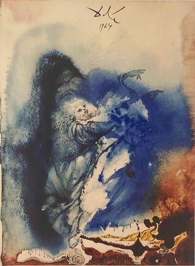 Salvador Dalí, 'The Creation of Earthly and Sea Animals, 'Creatio Animalium Terrae et Maris', Biblia Sacra', 1967