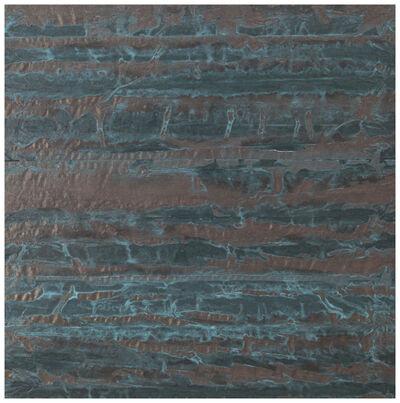 Bryan Ricci, 'Blue Green Ripple', 2017