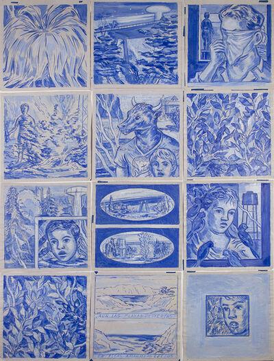 Nahuel Vecino, 'El Reino de Este mundo', 2014