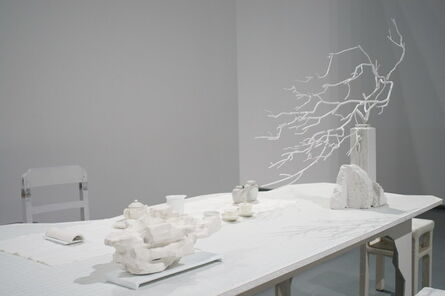 Shi Jin 金石, 'Frost's Descent', 2014