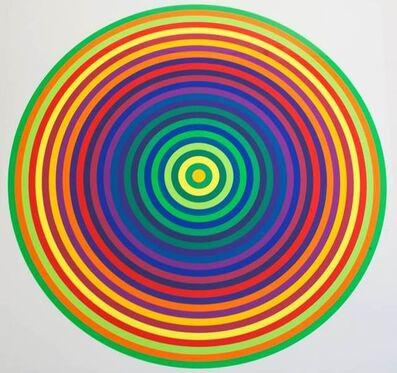 Julio Le Parc, 'Couleur n°1', 1971