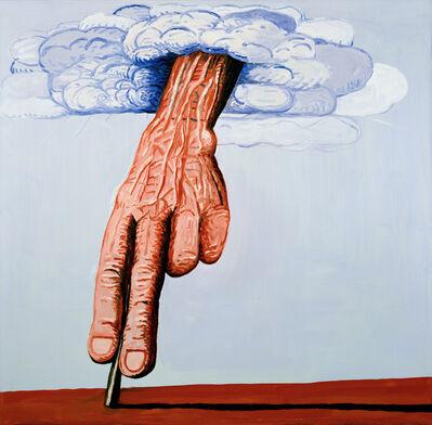Philip Guston, 'The Line', 1978