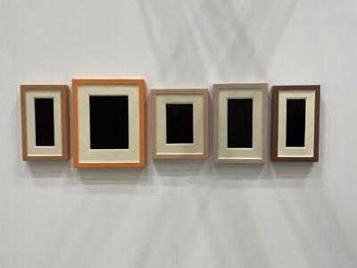 Allan McCollum, 'Collection of Five Plaster Surrogates', 1982/1992