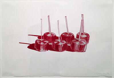 Wayne Thiebaud, 'Suckers, State II', 1968