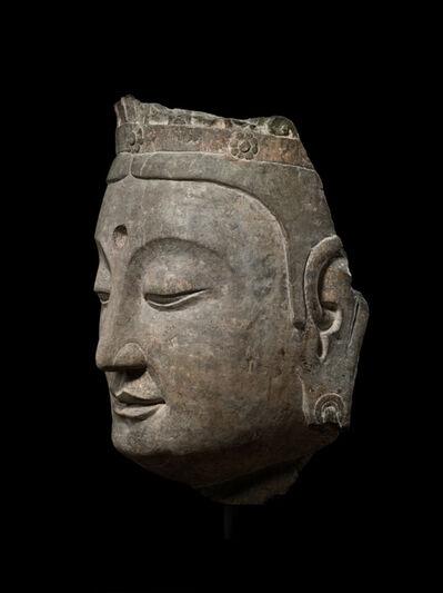 'Head of a Bodhisattva', 550-557