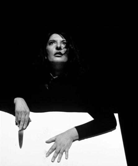 Marina Abramović, 'Rhythm 10', 1973-1997