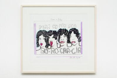 Anna Bella Geiger, 'Burocracia', 1977
