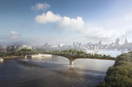 Thomas Heatherwick, 'Garden Bridge, London', 2012