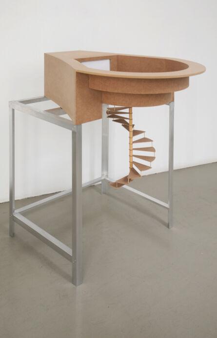 Ângela Ferreira, 'Study for viewing cabinet for Margot and Jorge Dias I', 2013