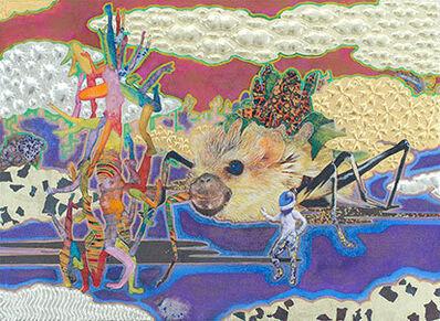 Masatake Kozaki, 'Tougen No. 84', 2013