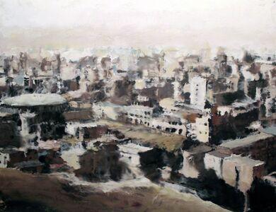 Philippe Cognée, 'Le Caire Rue de La Mosquie No. 6', 2001