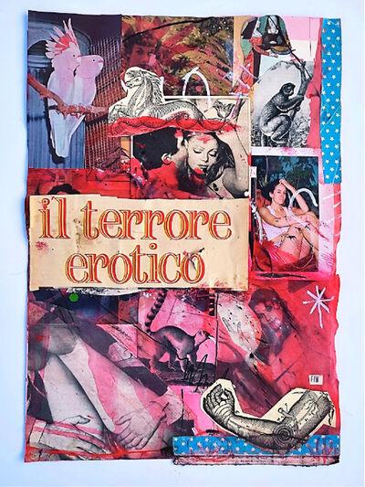 Vincent Delbrouck, 'il terrore erotico', 2020