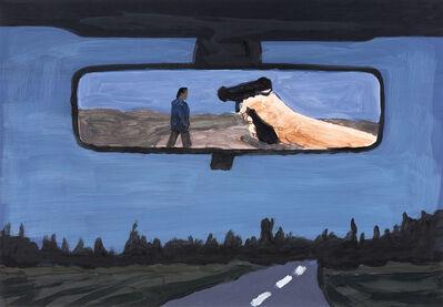 Richard Bosman, 'Rear View Night D', 2017