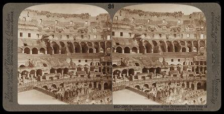 Bert Underwood, 'Colosseum, Rome', 1900