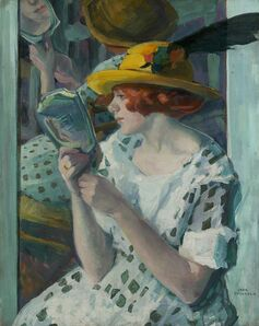 Jane Peterson, 'The Flapper', 1929
