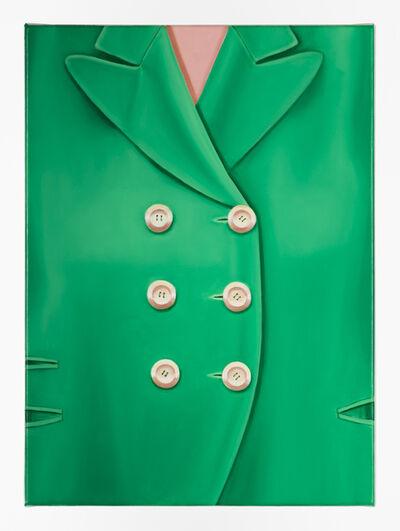 Jan Murray, 'Green Jacket (Fiona)', 2014