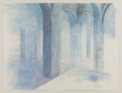 Adam Putnam, 'Untitled (blue crypt)', 2013