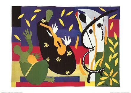 Henri Matisse, 'Sadness of the King', 1994