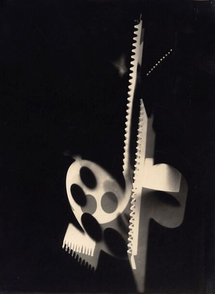 Man Ray, 'Rayogram (grater)', ca. 1929