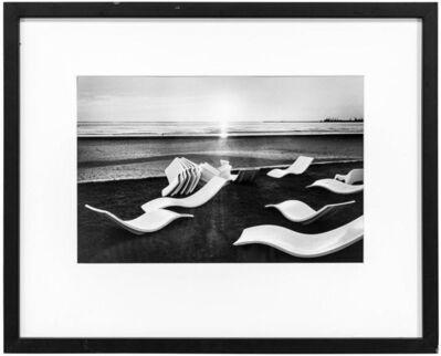 Martine Franck, 'Beach Run by Club Med, Agadir, Morocco', 20th Century