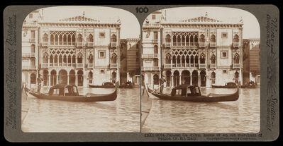 Bert Underwood, 'Palazzo Ca' d'Oro, home of an old merchant of Venice', 1900