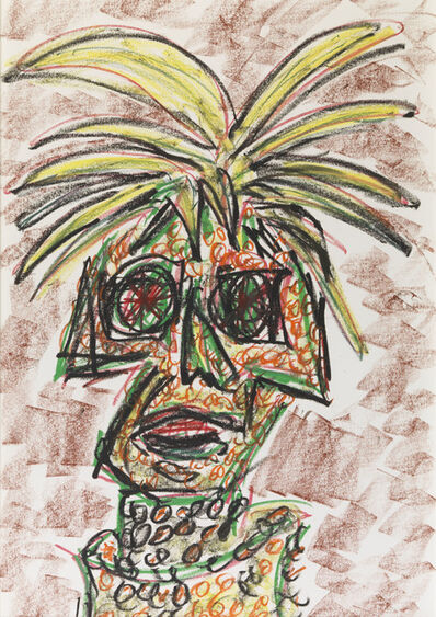David Bailey, 'Dead Andy', 2010