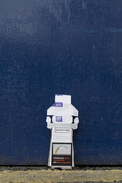 Edson Chagas, 'Found Not Taken, London (EC-7)', 2014