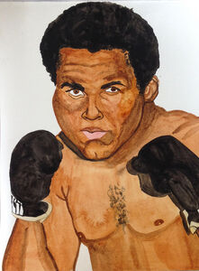 Rudy Shepherd, 'Muhammad Ali', 2016