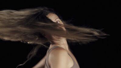 Shimon Attie, 'Adriana (Time Laps Dance)', 2021