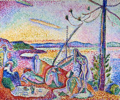 Henri Matisse, 'Luxe, Calme, et Volupté (Luxury, Calm, and Desire)', 1904