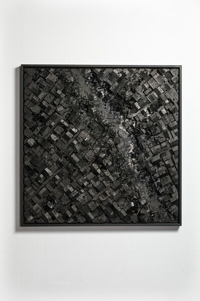 Hendrik Czakainski, 'Black Square', 2020