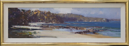 Ken Knight, 'The North Easter, Balmoral Beach', 2020