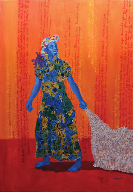 Prudence (Prudie) Chimutuwah, 'Tsapo II.', 2021
