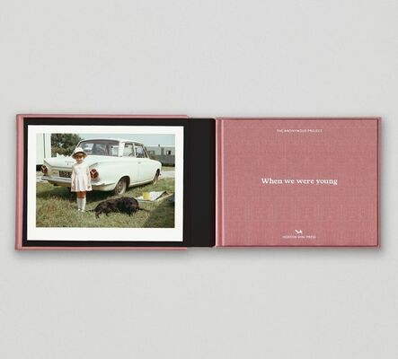 The Anonymous Project, 'Limited edition print (A) + book: 'When We Were Young'', 2020