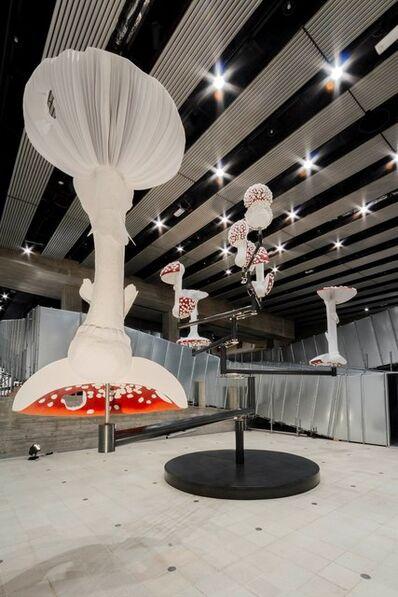 Carsten Höller, 'Flying Mushrooms', 2015